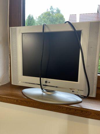 LG telewizor i monitor 15 cali
