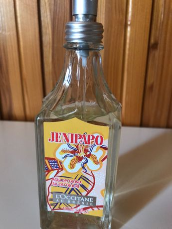 Loccitane l'occitane jenipapo perfumy 100 ml