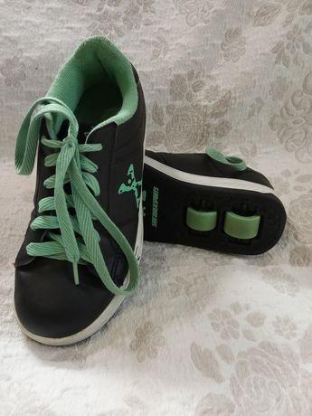 Кроссовки heelys sidewalksports