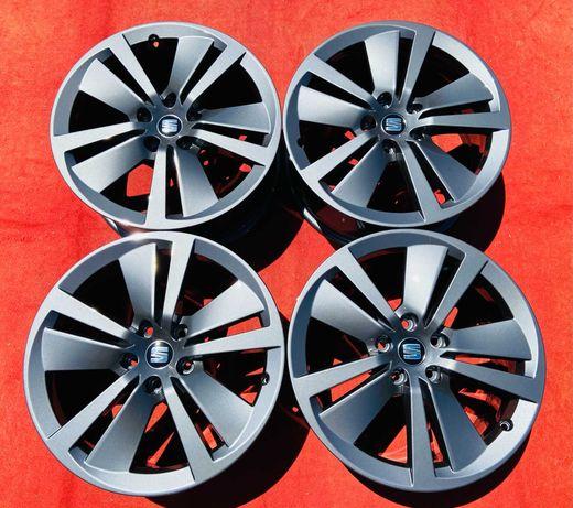 Jantes 18 5x112 Seat Leon FR