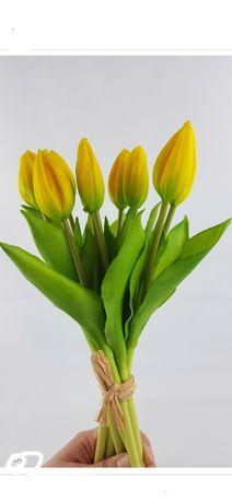 Tulipanki jak zywe