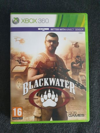 Black water xbox 360 kinect