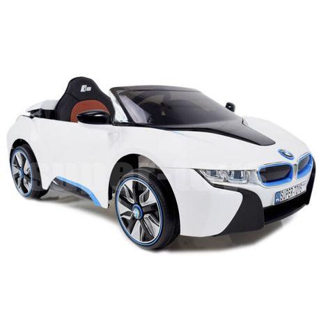 BMW na akumulator na pilot BMW i8 Samochód AUTO LUBLIN PARCZEW