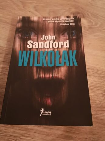 Książka Wilkołak John Sandford