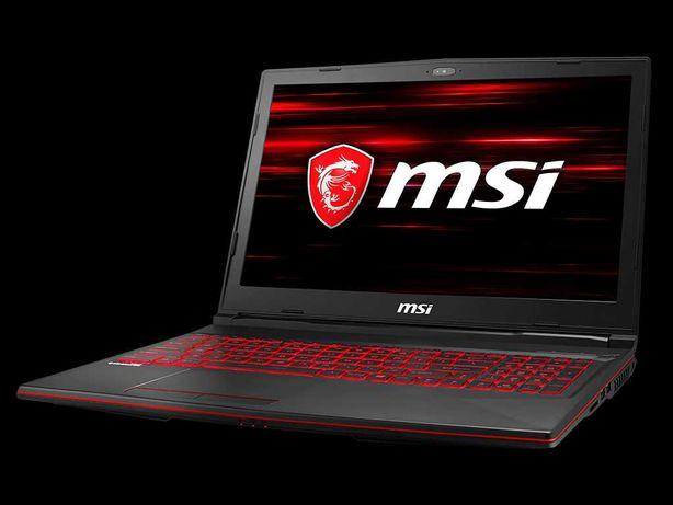 Portátil MSI GL63