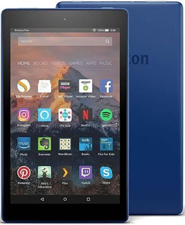 "Kindle Fire HD 8 Tablet com Alexa, 8"" HD Display, 32 GB + Capa"