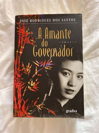 A Amante do Governador de José Rodrigues dos Santos