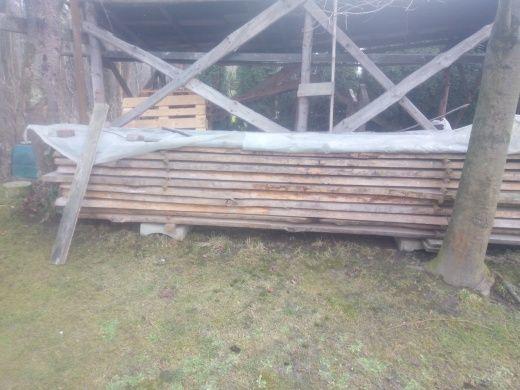 Foszty jesionowe drewno