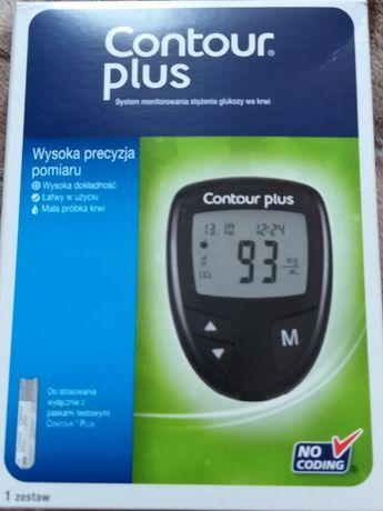 Glukometr Contour Plus