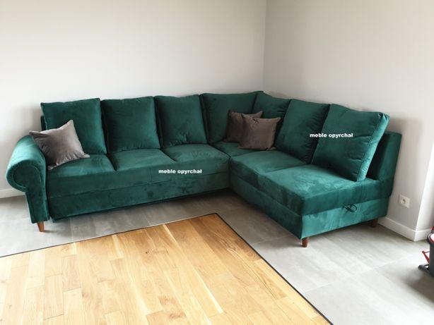 PRODUCENT narożnik sofa kanapa wypoczynek butelkowy poduchy NR.30
