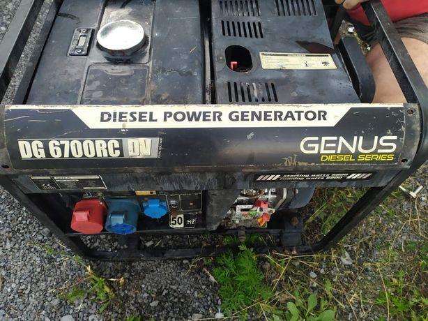 Дизельный генератор Genus