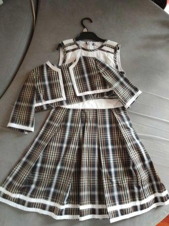 Sukienka dla dziewczynki 9lat