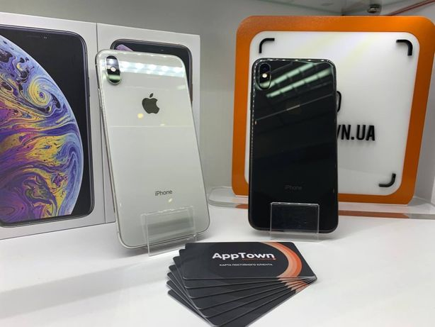 IPhone Xs Max Gold/Space/Silver 64GB/256GB/512GB/Neverlock + Гарантия