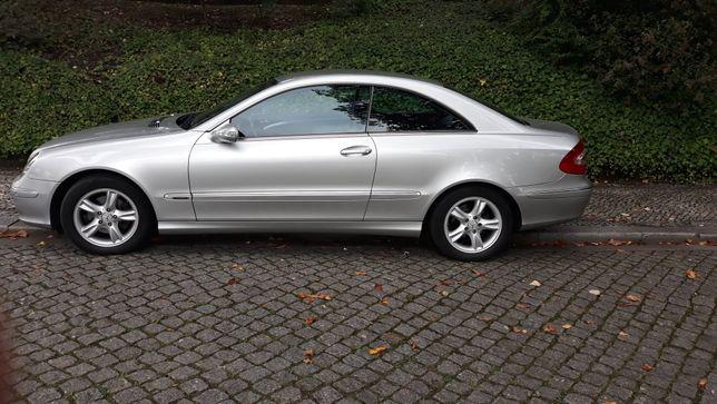 Mercedes  clk 200  Só 95000KM  *NOVO*