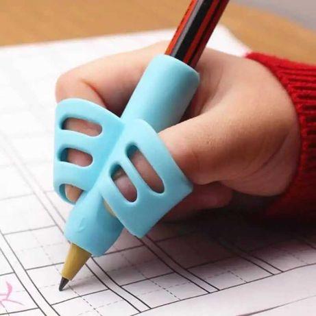 Тренажер для письма на ручку, насадка на ручку для правильного письма