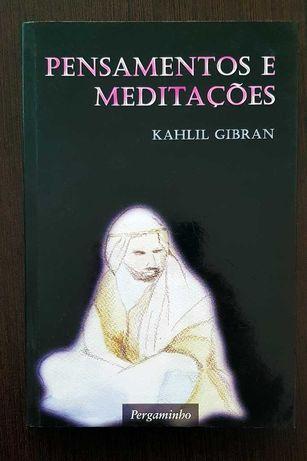 Kahlil Gibran: Pensamentos e Meditações