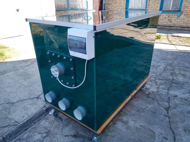Барабанный фильтр для УЗВ 100 м3