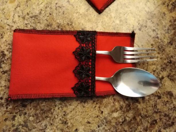 Карманчики для сервіровки столу