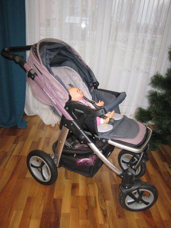 Wózek Baby Design LUPO (gondola + spacerówka)