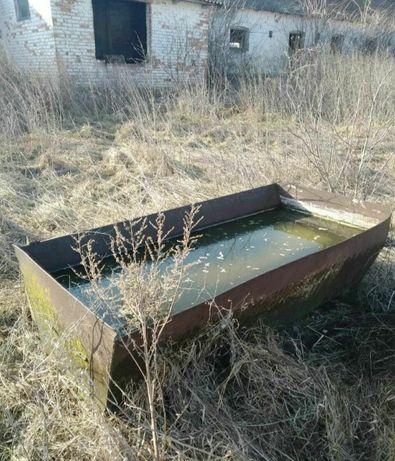 Продам ємкість для води.