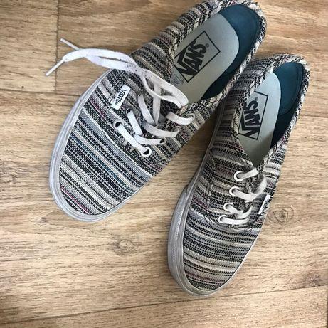 Мокасины кроссовки кеды VANS 36 размер