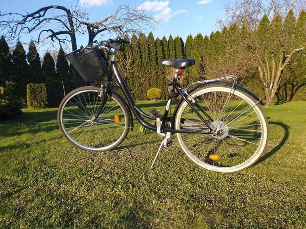 Rower prawie nowy