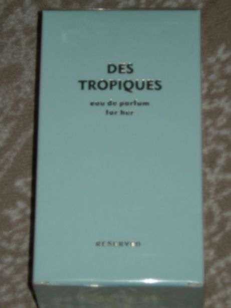 Reserved Des Tropiques eau de parfum for her nowe perfumy 100 ml