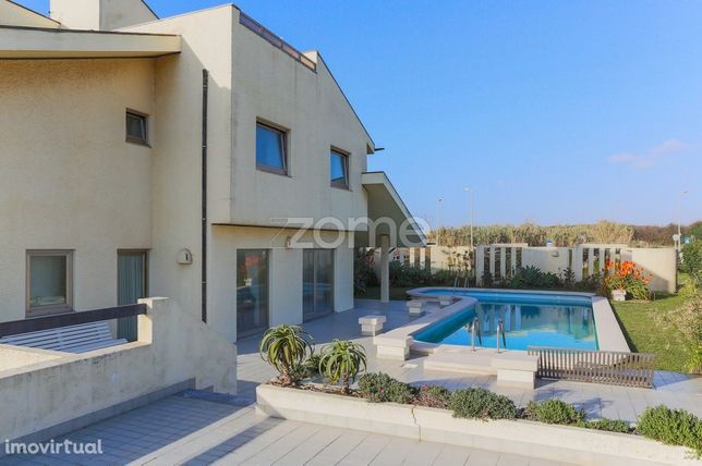 Moradia T5 Vila do Conde_1ª linha mar com piscina, jacuzzi, sauna