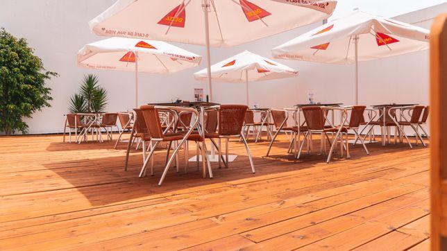 Trespasse Restaurante com esplanada 120m2