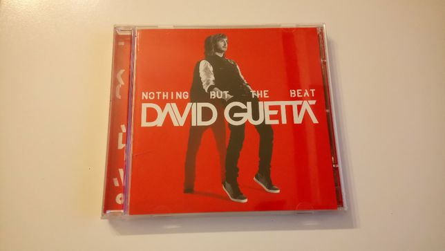 Płyta David Guetta Nothing But The Beat