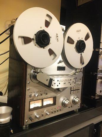 Akai GX635D magnetofon szpulowy Top HIFI Vintage