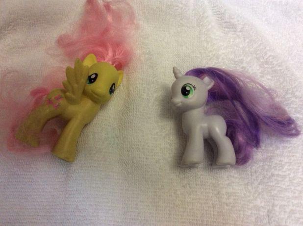 Little pony koniki 2 sztuki