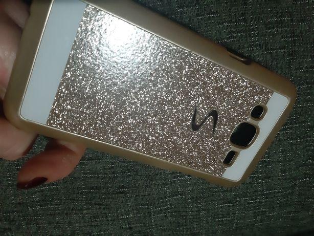 Capa nova Samsung s3 dorada
