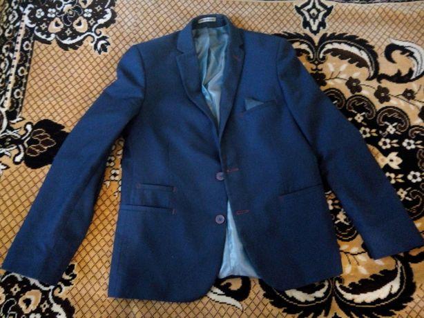 Костюм темно- синий, everyday style