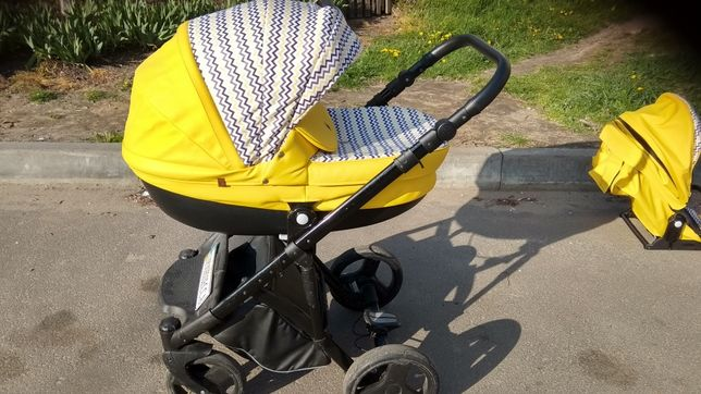 Дитяча коляска 2 в 1 Lonex