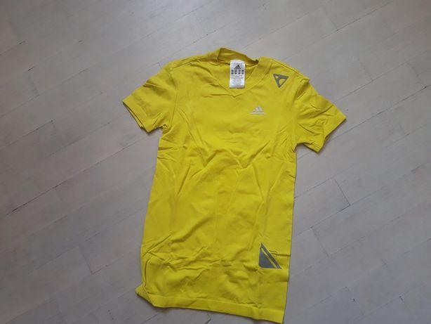 Adidas bluzka sportowa do biegania S/M 4F