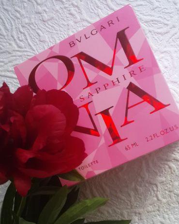 Туалетная вода Bvlgari Omnia Pink Sapphire 65ml