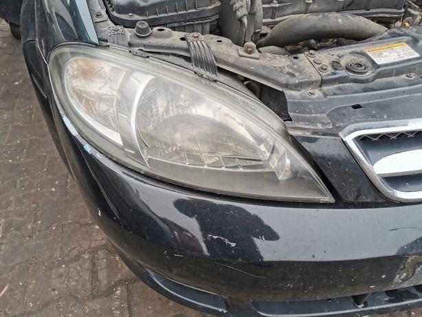 Lampa przednia prawa Chevrolet Lacetti