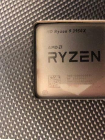 Продам новый запечатанный процессор Ryzen 9 3950x (2шт.)