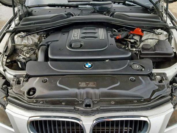 BMW E60 E61 M47N2 163KM rura przewód INTERCOOLER TURBO