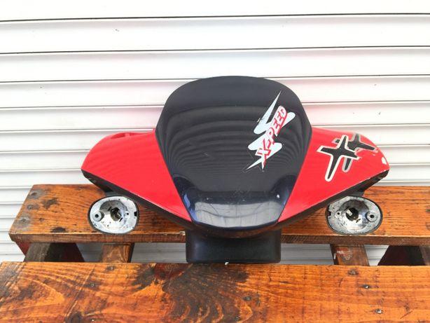 Голова скутер GY6-50-80 (Navigator, Viper, sky-moto и другие) оригинал