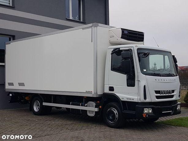 Iveco Eurocargo Chłodnia Mroźnia Winda 15 Ep Agregat Carrier