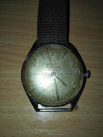Zegarek Atlantic Worldmaster Original nakręcany mechaniczny