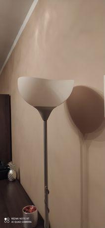 Lampa stojąca, skladana