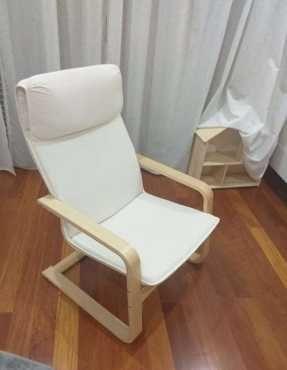 Cadeira de baloiço/poltrona IKEA