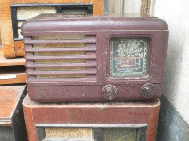 Radio lampowe Pioier