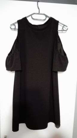 Sprzedam czarna sukienke xs/s
