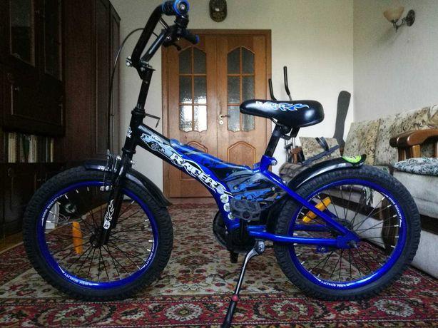 Велосипед 18 радиус