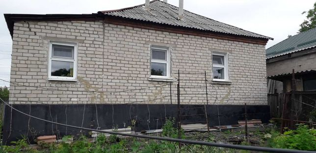 Продам дом на пер. Днепропетровском
