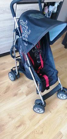 Wózek spacerowy typu parasolka cossato